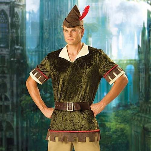 Picture of Robin Hood Complete Costume