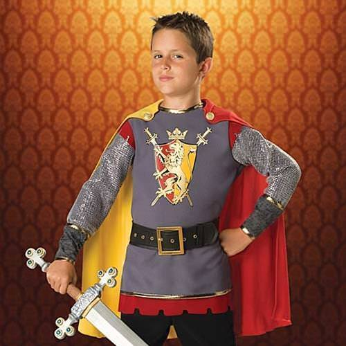 Picture of Loyal Knight Boy's Costume