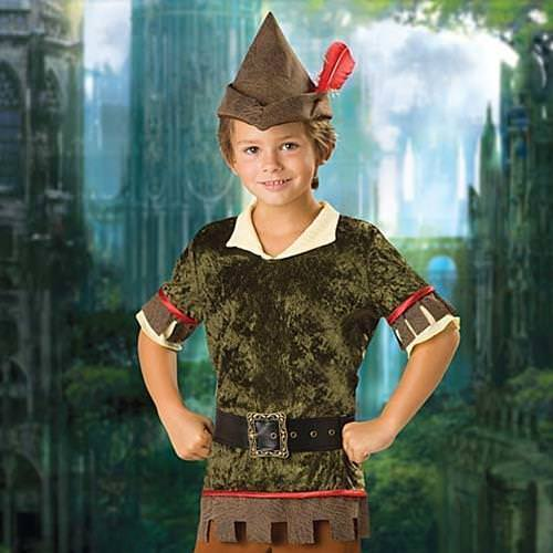 Picture of Robin Hood Boy's Costume