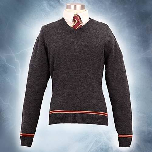 Picture of Harry Potter School Sweater w/ Tie