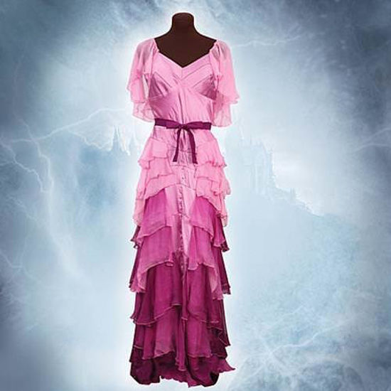 Picture of HERMIONE GRANGER Yule Ball Gown
