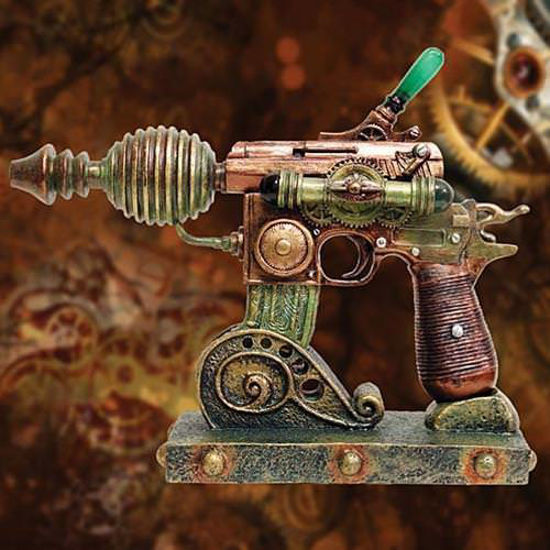 Picture of Vaporiser Steampunk Weapon