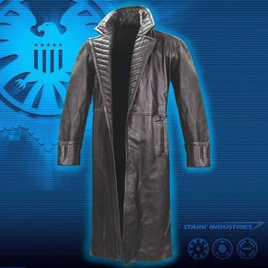 Picture of Nick Fury Coat