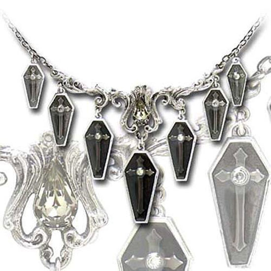 Picture of Vault of the 7 Saints Necklace
