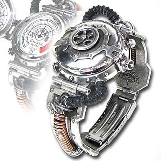 Picture of EER Steam Powered Entropy Calibrator Wristwatch