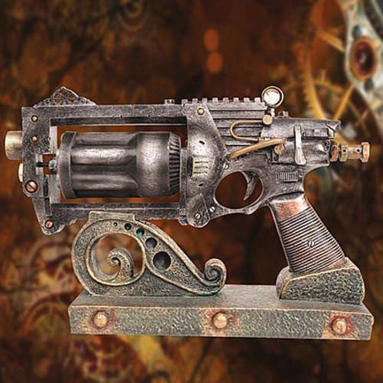 Picture of Big Daddy Steampunk Weapon