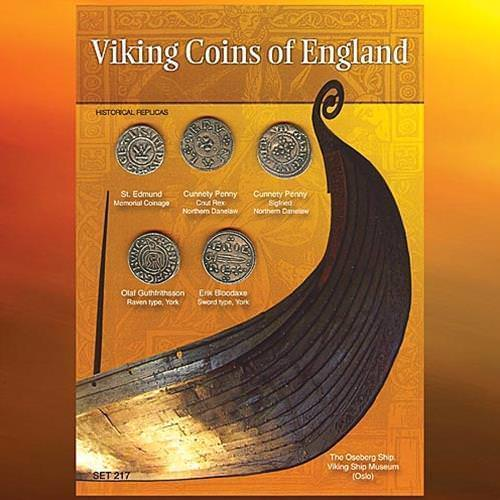 Picture of Viking Coins of England