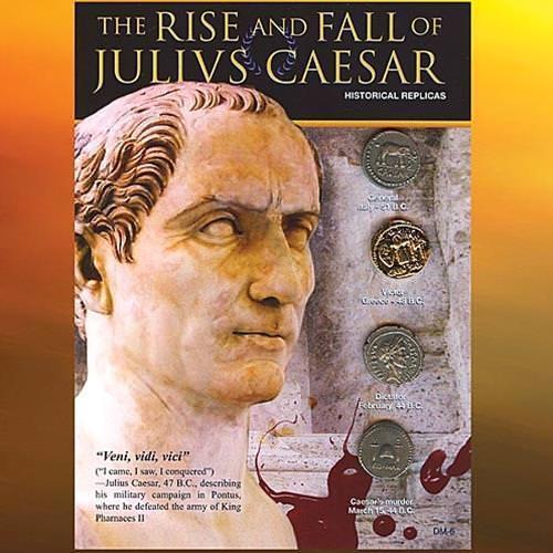 Picture of Rise & Fall of Julius Caesar Coins
