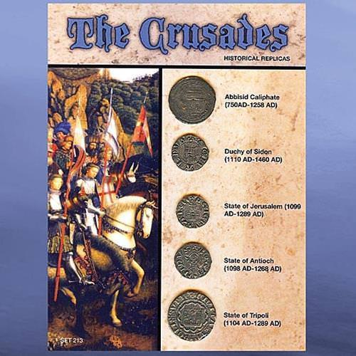 Picture of Coins of the Crusades