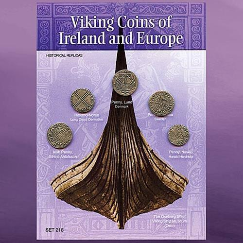 Picture of Viking Coins of Ireland & Europe