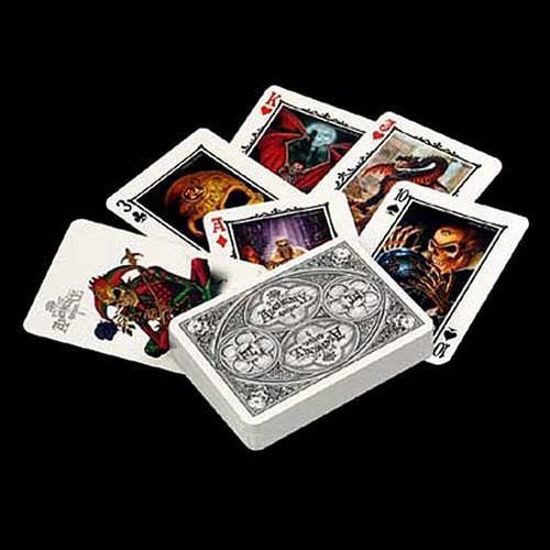 Picture of Alchemy Arcana Playing Cards