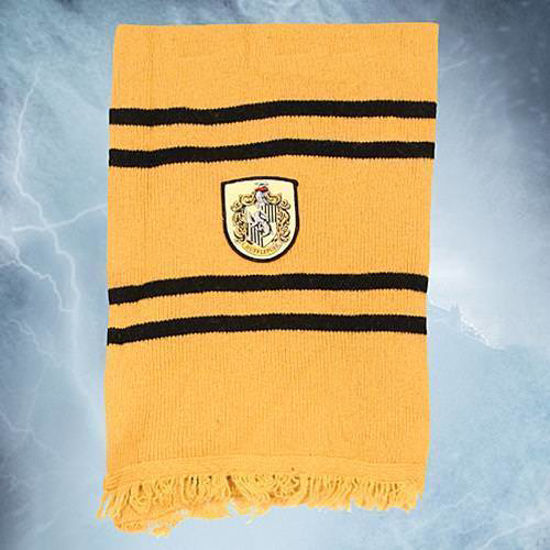 Picture of Hogwarts Hufflepuff Scarf