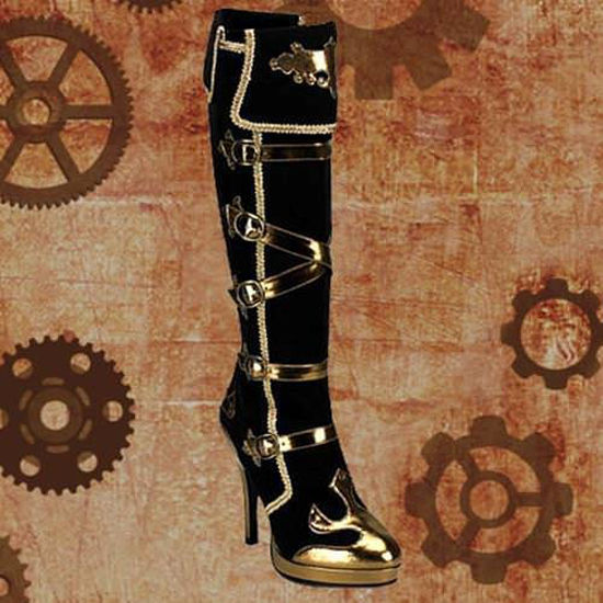 Picture of Steampunk Princess Boots