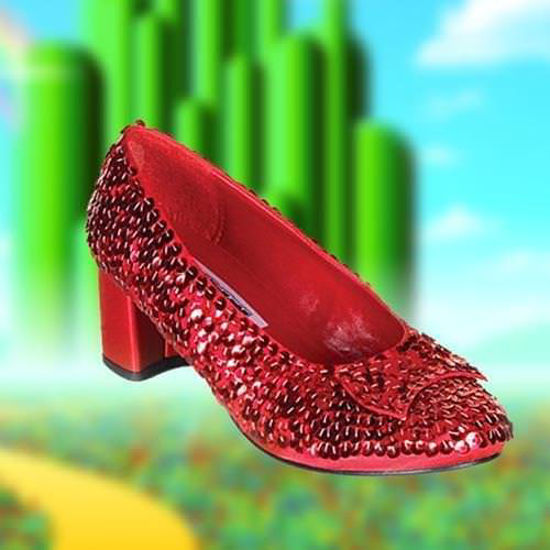 Picture of Dorothy Ruby Slippers