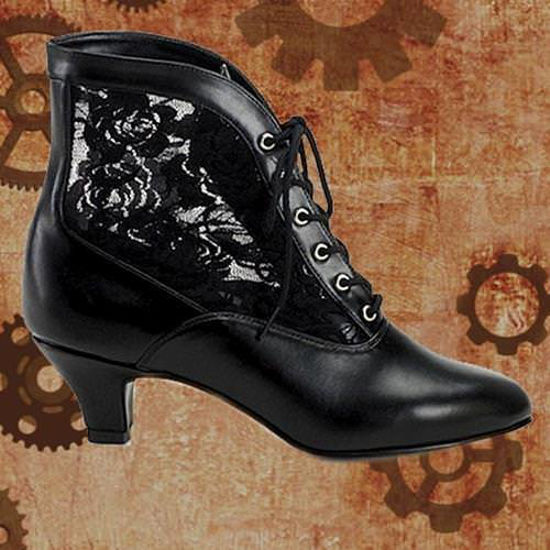Picture of The Victoria Dame Short Boot