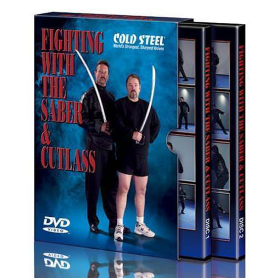 Picture of Fighting With the Saber and Cutlass DVD