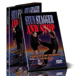 Picture of Stun, Stagger & Stop DVD