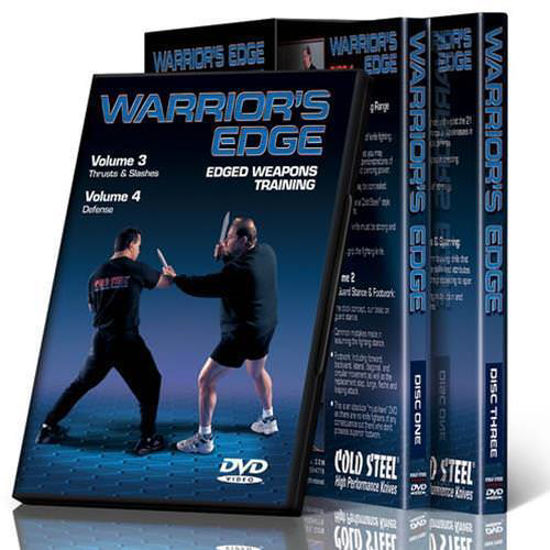 Picture of The Warriors Edge DVD
