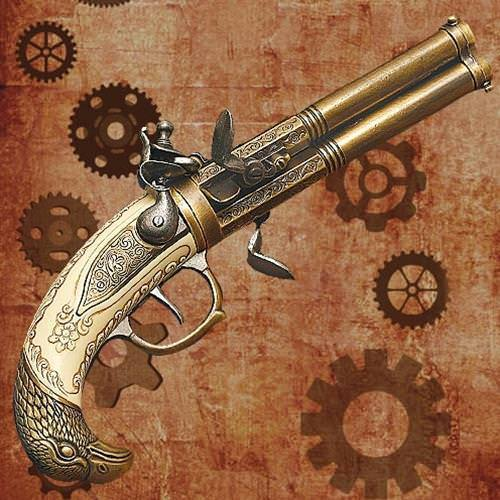 Replica Black Powder Revolver