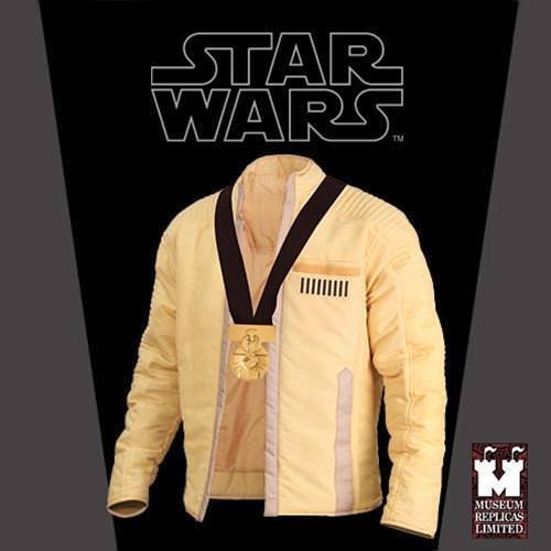 Picture of Luke Skywalker Ceremonial Jacket & Medal