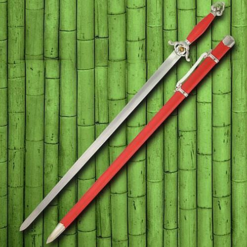 Picture of Practical Wushu Sword