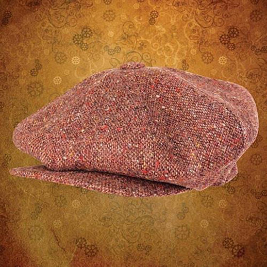 Picture of Tweed Big Apple Cap