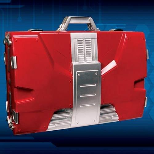 Picture of Iron Man 2 Mark V Suit Briefcase