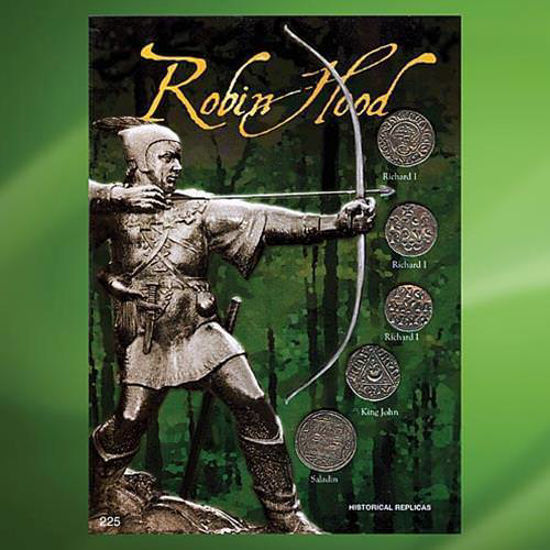Picture of Robin Hood Coin Set