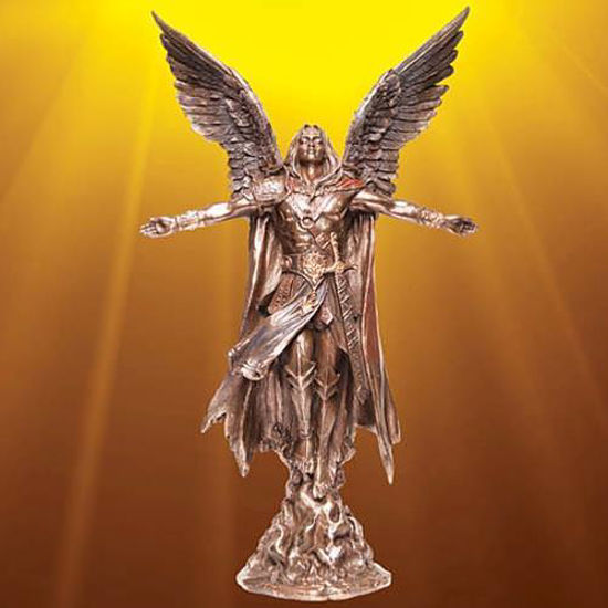 Picture of Ascending Angel Statue