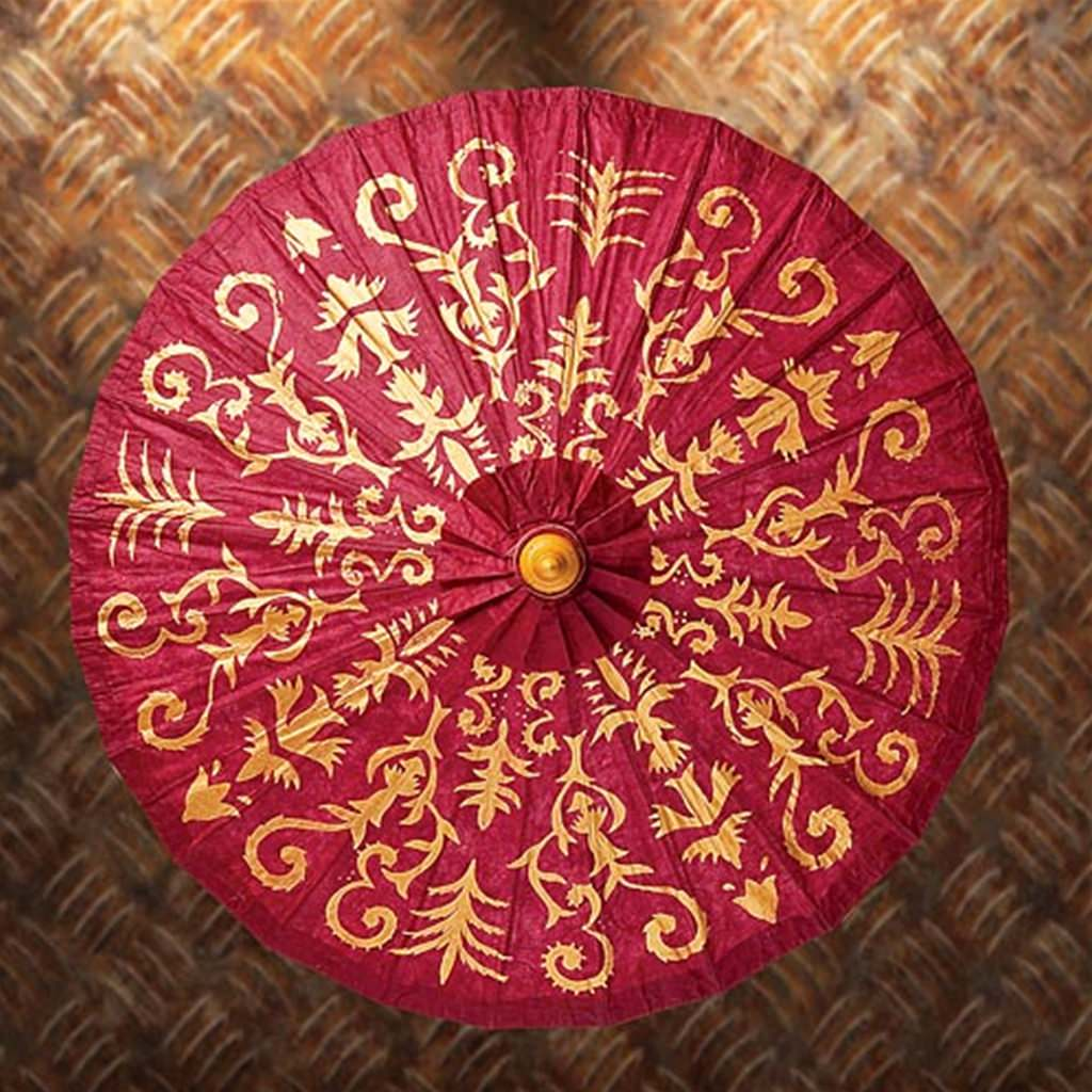 Picture of Gilded Paper Parasol