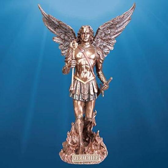 Picture of Zerachiel Statue