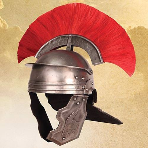 Picture of The Helmet of Marcus Aquila