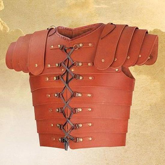 Picture of Leather Lorica Segmentata