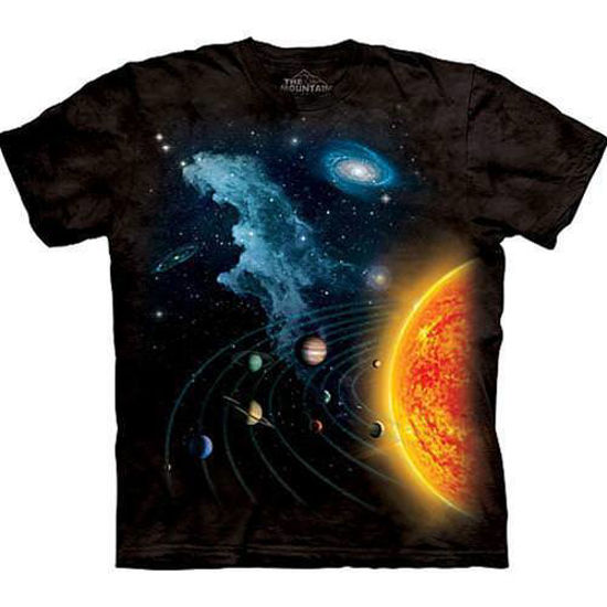 Picture of Solar System Childs T-Shirt