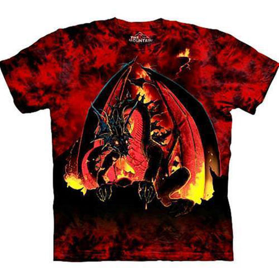 Picture of Fireball Dragon T-Shirt