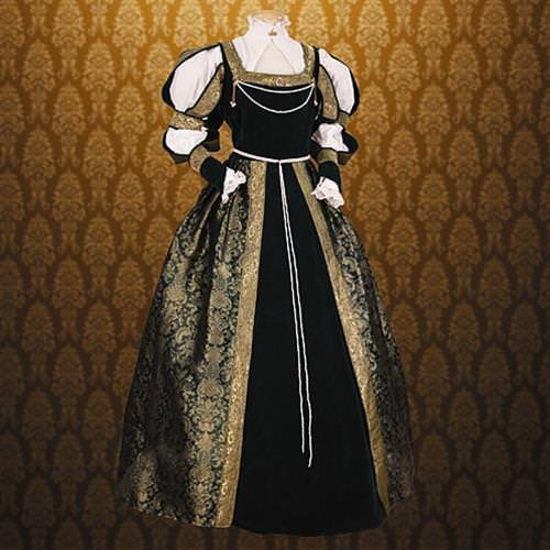 Picture of The Consort Gown