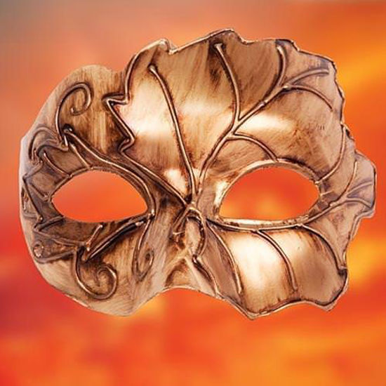 Picture of Venetian Foliage Mask