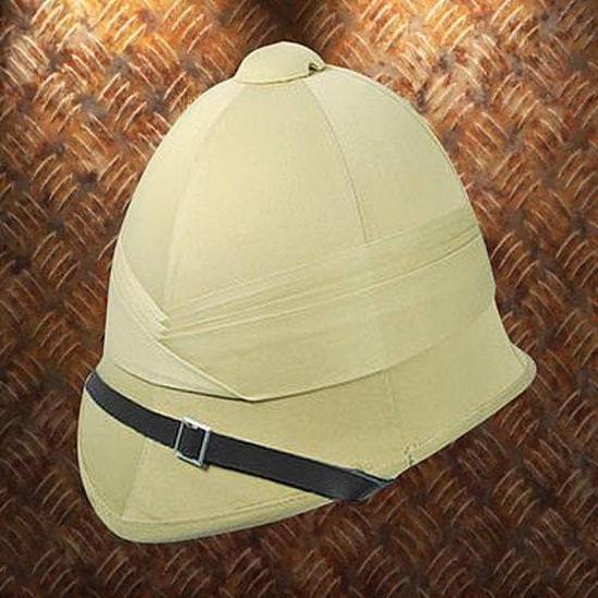 Picture of Classic Khaki Pith Helmet