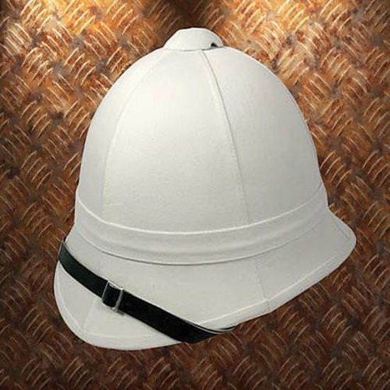 Picture of Classic White Pith Helmet
