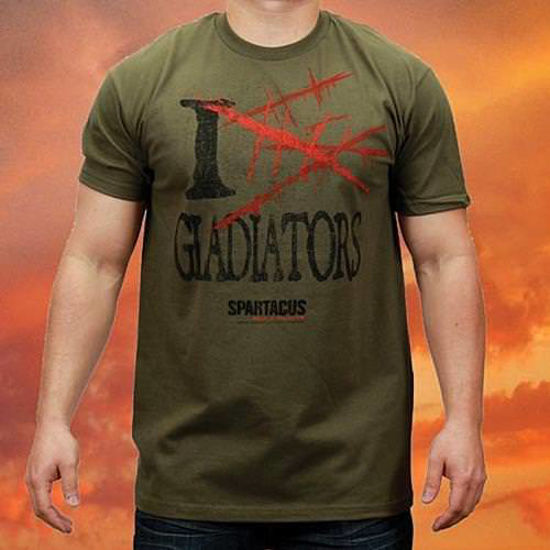 Picture of I Gladiator 3D T-Shirt