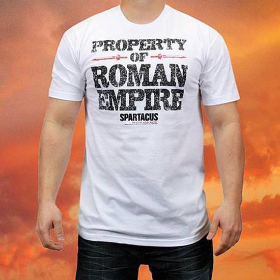 Picture of Property of Roman Empire T-Shirt
