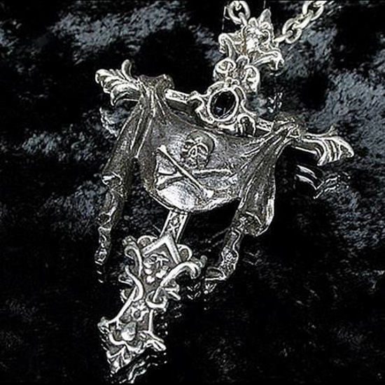 Picture of Mute's Cross Pendant