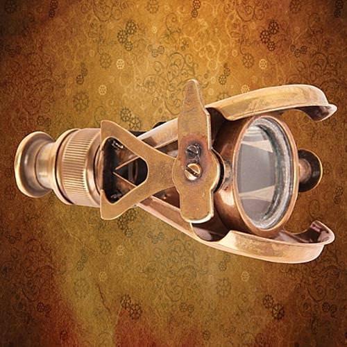 Picture of Steampunk Wrist Monoculator