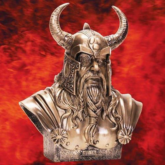 Picture of Odin Bust
