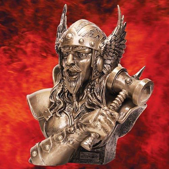 Picture of Thor, The God of Thunder Bust