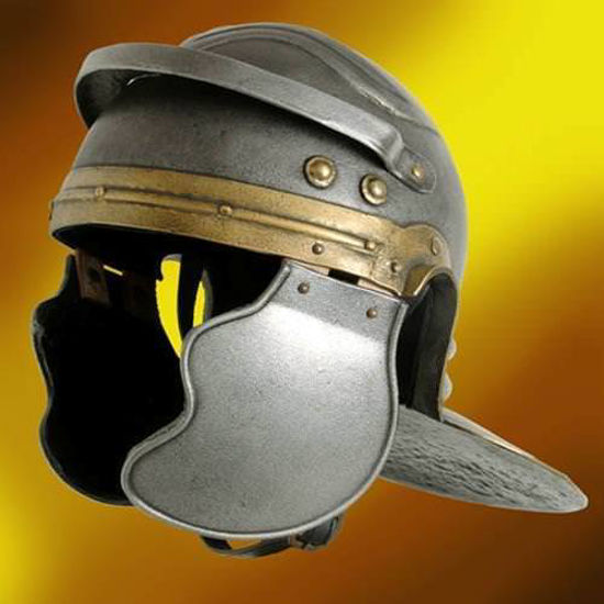 Picture of Roman LARP Helmet