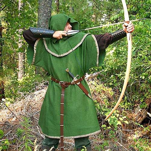 Picture of European Longbow