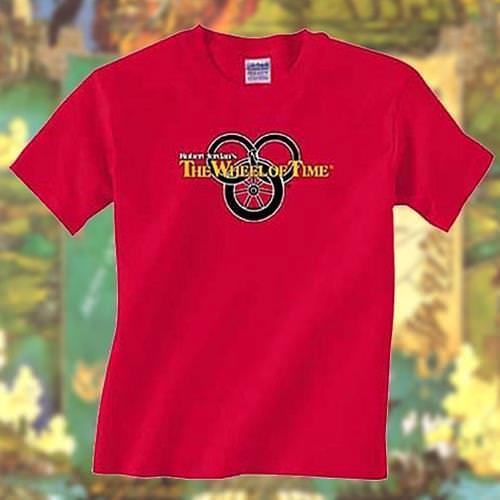 "Picture of Robert Jordan's ""The Wheel of Time"" Tee Shirt"