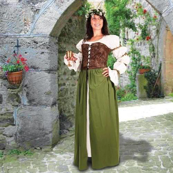 Picture of Country Maid Overdress