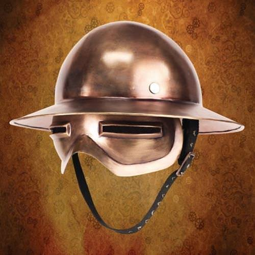 Picture of WWI Experimental Helmet